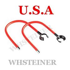 Red Ear Hook Replacement for In-Ear Earbud Headphone Beats Tours by Dr.Dre Loop