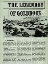 Goldrock, California - The Legendary +Barkdull, Hedges, Horan, Rickard, Sullivan