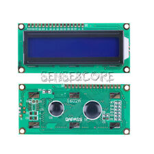 10PCS 1602 LCD Display Module Blue 16x2 Character HD44780 Controller For Arduino
