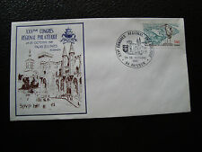 FRANCE - enveloppe 24-25/10/1981 avignon (congres philateique) (cy77) french
