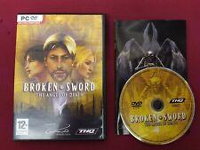 Espada rota: el Ángel de la muerte PC DVD-ROM Aventura Juego Completo Gratis Reino Unido P&p