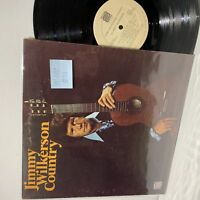 Jimmy Wilkerson Country- Music World Records- VG+/VG+