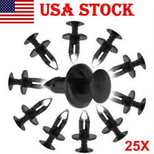 """Replacement 25 Plastic Fender Rivets Clips 8mm5/16"""" 293150089 ATV UTV for can am"""