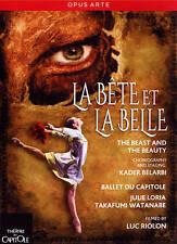 La Bete et la Belle [Blu-ray], New DVDs