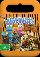 The WotWots: Sneak A Peek - A Tiger * NEW DVD * wot wots (Region 4 Australia)