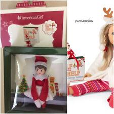 American Girl Truly Me 'ELF on the Shelf'~ Gift Set 2020~NEW Christmas Holiday