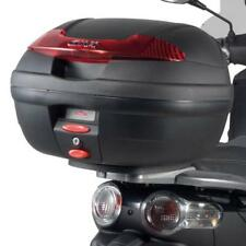 Givi E340N top box with red reflectors. Free Z113C2 Monolock mounting plate
