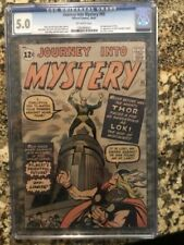 Journey into Mystery 85 & 88 1st and 2nd appearance of Loki!!