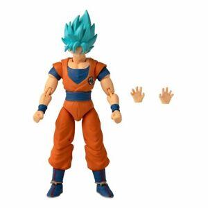 Bandai Dragon Ball Super Dragon Stars Super Saiyan Blue Goku Version 2