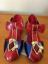 NWT Disney Store Snow White Costume Shoes Princess Girls