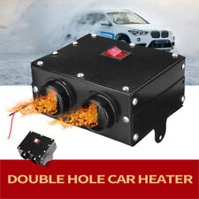 400W 12V Car Vehicle Fan Heater Defroster Demister Hot Heating Warmer US X5Z6G