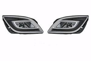 2010-2012 Mazda CX-9 Fog Lights Lamp Kit (ONLY) OEM NEW Genuine