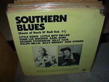 VARIOUS southern blues ( blues ) 2lp savoy RVG