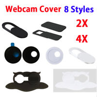 Webcam Cover Ultra Thin Camera Slider Protect Shield For PC Tablet Phone Privacy