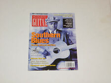 Acoustic Guitar Magazine Oct 2002 Southern Blues + Blind Willie McTell ++
