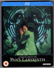 PAN'S LABYRINTH BLU-RAY STEELBOOK NEU OVP SEALED EL LABERINTO DEL FAUNO SOLD OUT