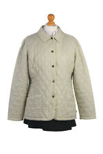 Barbour Quilted Jacket Sportsquilt Beige Chest 45'' BR479