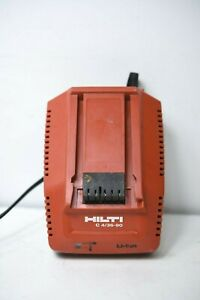 Hilti C 4/36-90 Battery Charger Only USED