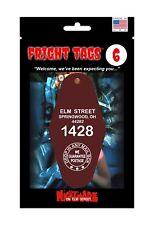 Fright Tags # 6 Key Tag - A Nightmare On Elm Street House