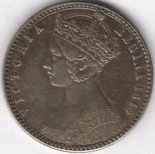 1849 Victoria Godless Florin | British Coins | Pennies2Pounds