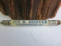 Vintage Joe Hoover Live Stock Exchange Kansas City Missouri Bullet Pencil E3