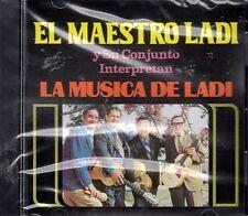 EL MAESTRO LADI Y SU CONJUNTO INTERPREGAN LA MISICA DE LADI - CD
