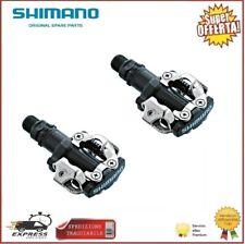 Shimano DEORE M6000 Serie PD-M520 Pedali MTB - Argento/ Nere