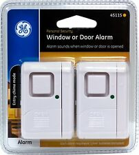 Security Door Window Alarm Stop Anti Theft Robbery Alarm Portable Home Safety 2