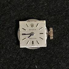 Rolex Ladies Precision Swiss Rubis Geneve Watch Movement 1400