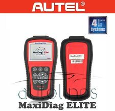 AUTEL MaxiDiag MD802 4 Systems Diagnostic Scanner Engine Airbag ABS Transmission