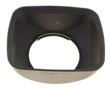 CANON LENS HOOD FOR DIGITAL CAMCORDER MODEL NUMBER UNKNOWN USED