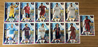MATCH ATTAX UEFA CHAMPIONS LEAGUE 2018/19 FULL SET OF ALL 11 100 HUNDRED CLUBS
