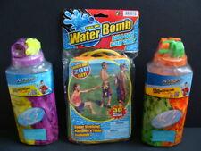 NEW KAOS Water Balloons + Bomb Launcher 1030 Pcs 4 Faucet Fillers + Catapult NIP