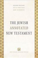 Jewish Annotated New Testament : New Revised Standard Version Bible Translati...