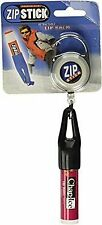 Zip Stick Retractable Lip Balm Holder - Black