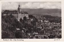 AK Rudolstadt, SCHLOSS HEIDECKSBURG, Feldpost, gelaufen 1942