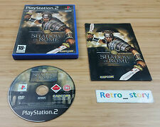 PS2 Shadow Of Rome PAL