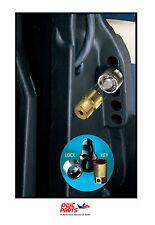 "McGARD Marine Single Outboard Motor Lock 74037 (M12 x 1.25 Thread Size) 5/8"" Hex"