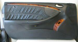MERCEDES CLK W209 PASSEGER SIDE DOOR CARD 33/20