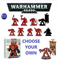 Warhammer 40000 40k Space Marine Heroes Series 2 - YOU CHOOSE Brand New
