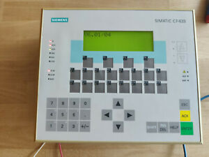 Siemens Simatic C7 633 6ES7633-1DF02-0AE3