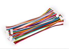 ✅ JST SH 1.0mm Stecker / Stecker 100mm 28AWG Kabel Connector 2-10 Pin Mini 1,0 ✅