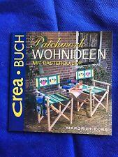 Patchwork Wohnideen mit Rasterquick. - Margriet Kors Softcover