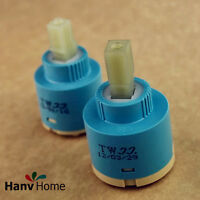 40mm/35mm/25mm Ceramic Disc Cartridge Valve Water Mixer Tap Faucet Valve