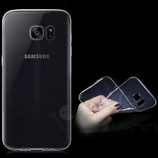 Custodia AIR cover trasparente p Samsung Galaxy S7 Edge G935F case ultra sottile