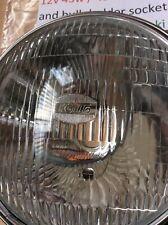 SUZUKI GT550 GT750 RE5 KOITO HEADLIGHT ASSEMBLY W/SIDE LIGHT PORT + BULB HOLDER