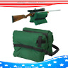 Front Sand Bag Bench Rest Stand Bag Equip for Shooting Hunting Rifle Gun Green