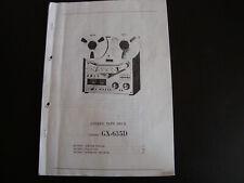 Service Manual Schaltplan AKAI GX-365D