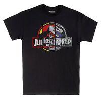Jurassic Park T-Shirt All Movies Mash Up Adults Shirt 25th Anniversary