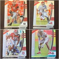 2020 Panini Prizm Draft Picks - ALL ROOKIE CARDS! Base & Prizm! Pick Your Card!